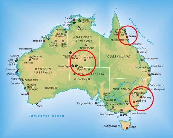 2016 Australien